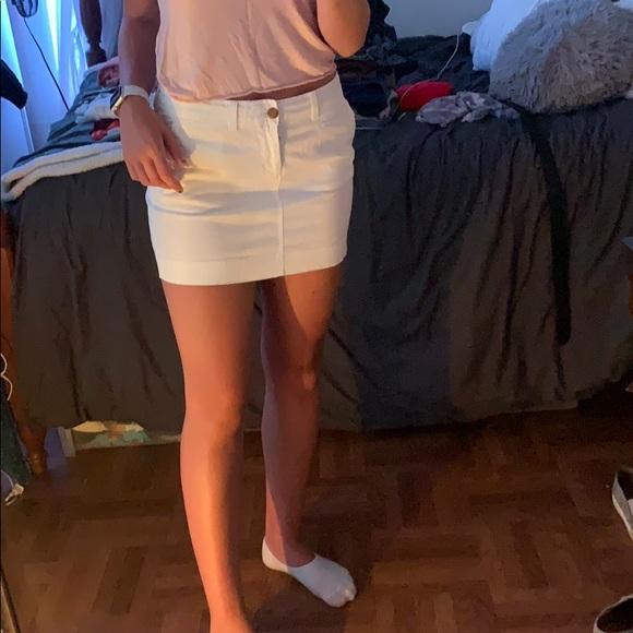 Old Navy Dresses & Skirts - White mini skirt